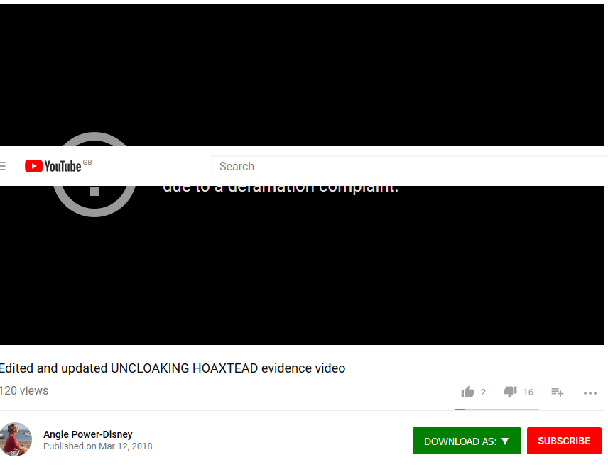 Screenshot-2018-6-2 (1) Edited and updated UNCLOAKING HOAXTEAD evidence video - YouTube